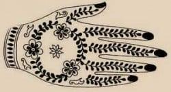 diseño tatuaje para mano