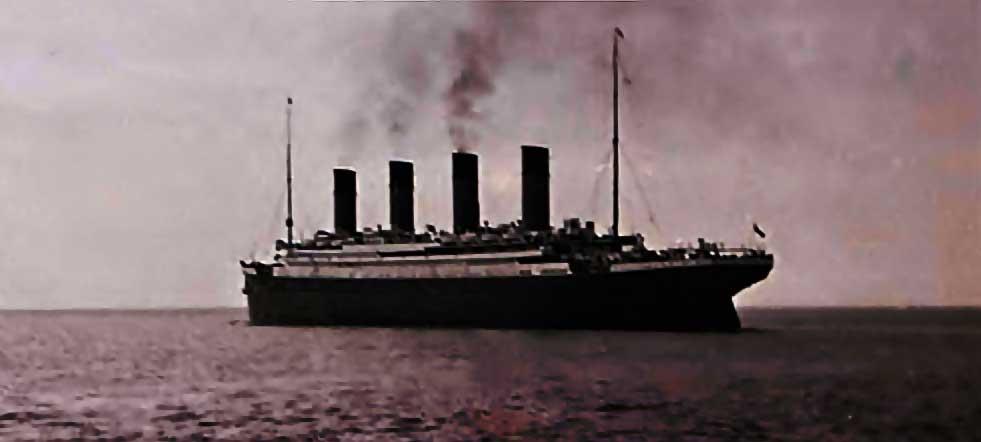 foto del capitán del titanic