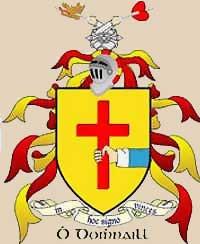 Escudo de Armas de O'Donnell