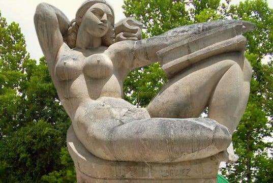 esculturas modernas contemporaneas s.20 y s.21