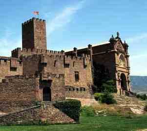 foto castillo de españa