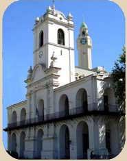 Foto actual del Cabildo de Buenos Aires