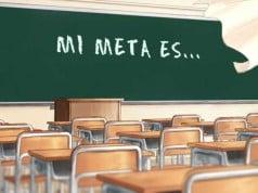 foto clase en un colegio