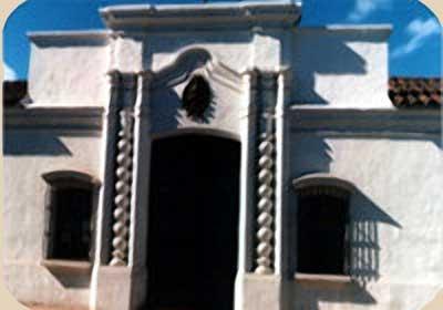 fachada original del congreso de tucuman