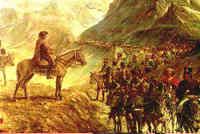 Imagen más conocida de San Martín