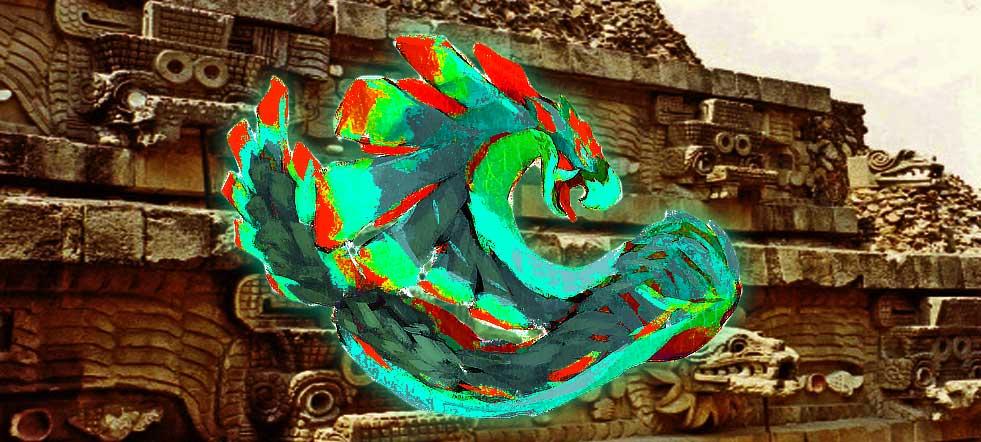 Dios Quetzalcoatl