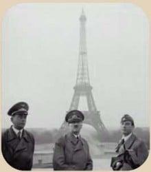 Hitler en París