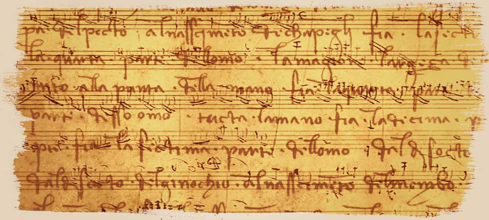 evolución de las letras de composición cristianas