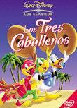 película los 3 caballeros, tributo a latinoamérica
