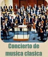 foto de un concierto en ejecución