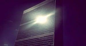 ONU foto del edificio principal de las naciones unidas
