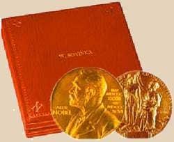 medallas de oro nobel