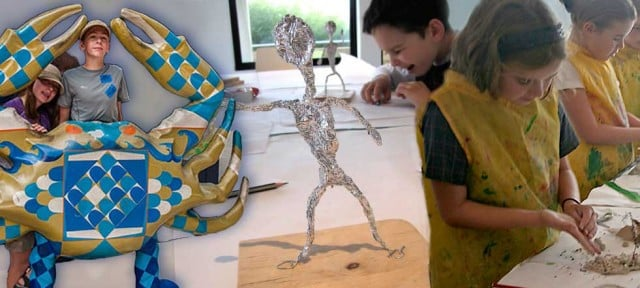 taller de escultura
