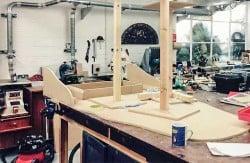 taller escultura madera