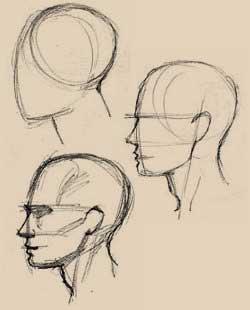 ejemplo de dibujo artístico