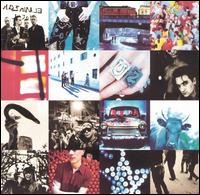 U2, Achtung baby cover