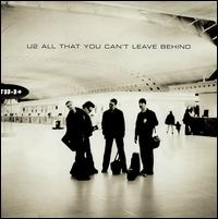U2, All that you can't leave behind cover