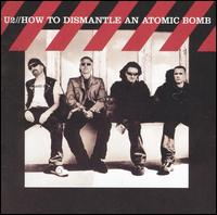 U2, How to dismantle an atomic bomb cover