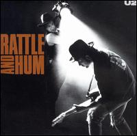 U2, rattle and hum cover
