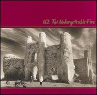 U2, the unforgettable fire