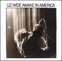 u2, wide awake in america cover