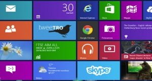 desktop del windows 8