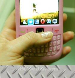 usos aplicaciones blackberry