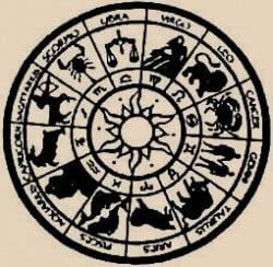 circulo de astrologia