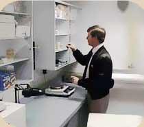 basculas balanzas laboratorio