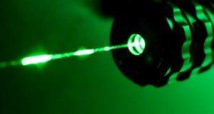 foto de un láser para cirugía