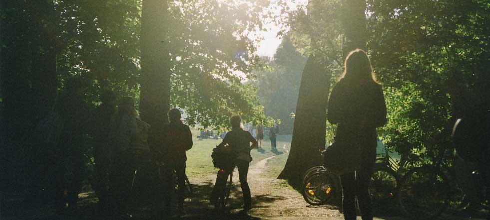 bosques de palermo en buenos aires