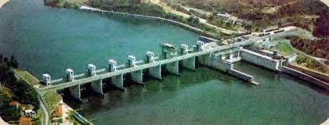 represa hidroeléctrica