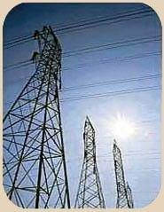 distribución eléctrica de energía solar