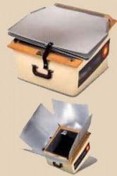 foto de horno solar
