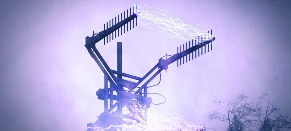 planta de energía térmica