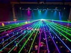 como se genera laser