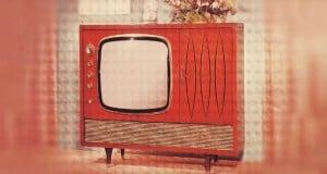 historia de los televisores