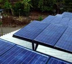 huertos a energía solar
