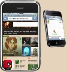 iphone navengado internet