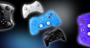 colores y diseños en controladores de wii