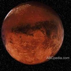 por qué le llaman planeta rojo