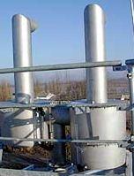 producción de biogas