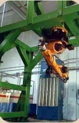 brazo mecánico domótica