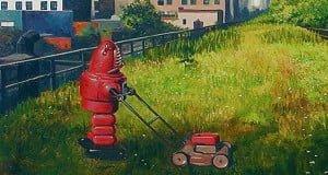 robotica combinada con inteligencia artificial