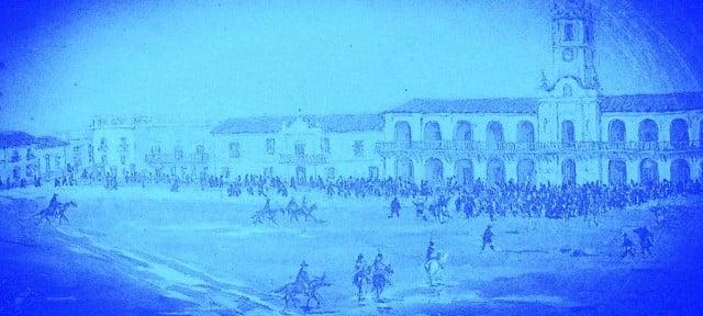 mayo 1810 día a día