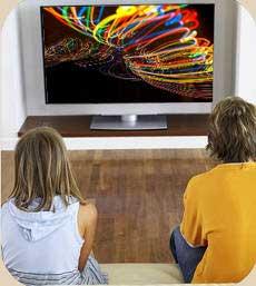 televisión en alta definición