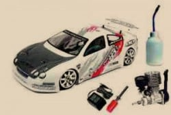Automóviles de competición RC