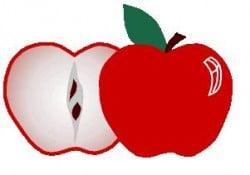 dibujo-manzanas