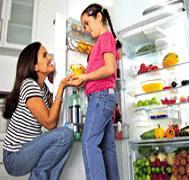 Los electrodomésticos forman parte y completan una cocina