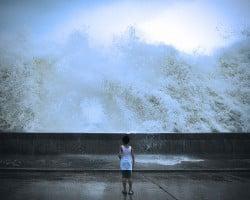 Ver tsunamis